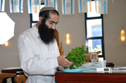 The Mohel David Dadon provides an explanation on the process of circumcision